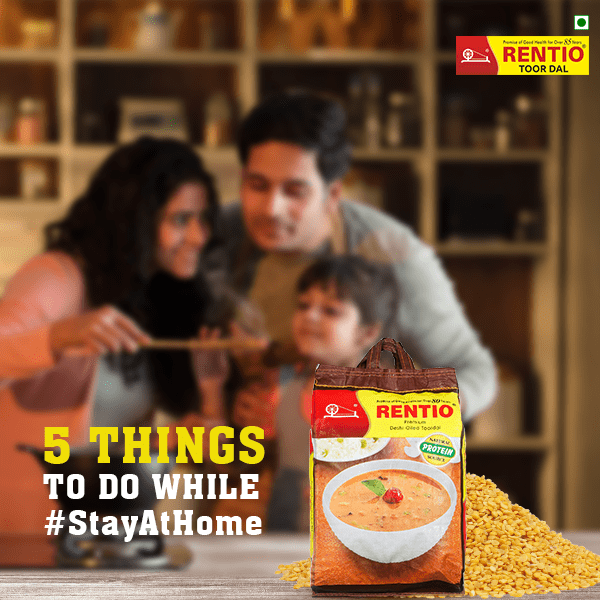 Rentio Tuwar Dal - stay at home - rentiofoods