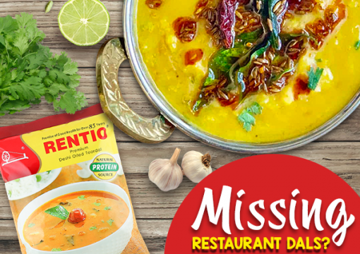 Missing Restaurant Dals? Try them at home!